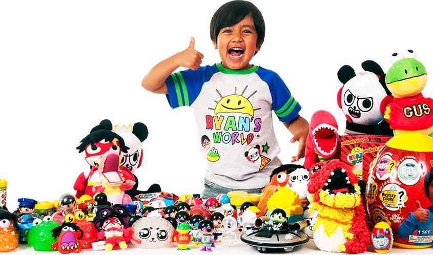 Ryan's Toys