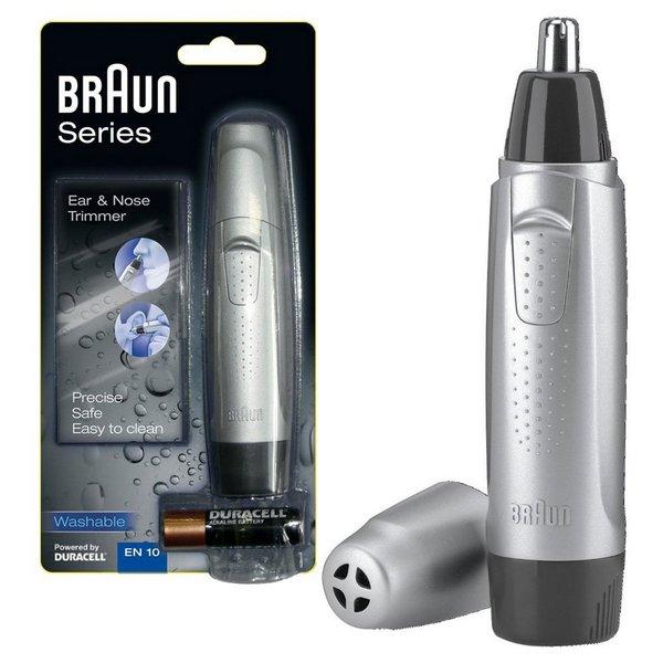 Braun EN10 Nose Hair Trimmer
